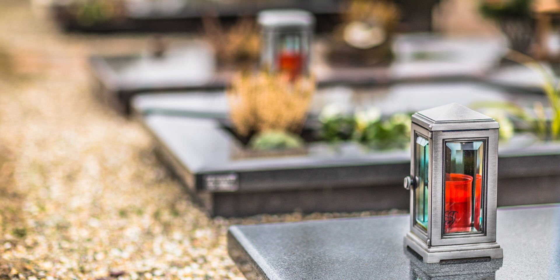 Graves in cemeteries are now equipped with technology