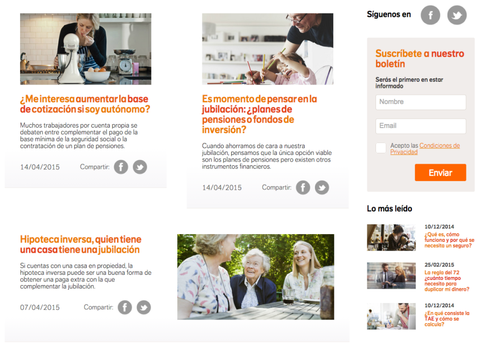 Blog de seguros de tú a tú de Nationale Netderlanden