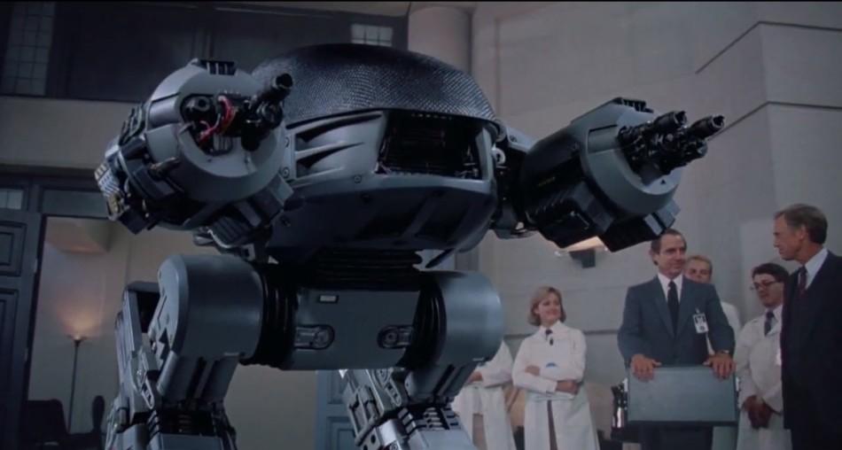 ED-209 de Robocop