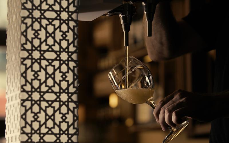 Grifo Cervezas Alhambra
