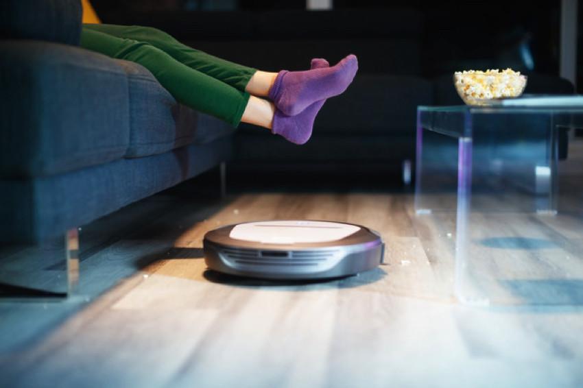 Tener una casa conectada es mucho más que programar el robot aspirador