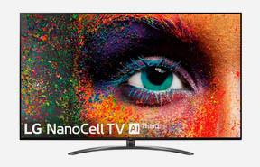 LG NanoCell TV 4K - 75SM9000PLA
