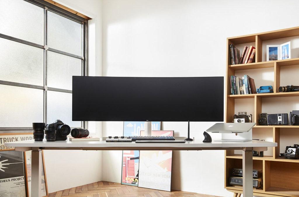 Guía para configurar un monitor ultrawide y aprovechar cada píxel extra