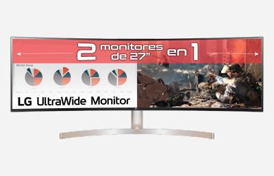 LG 49WL95C Monitor Profesional