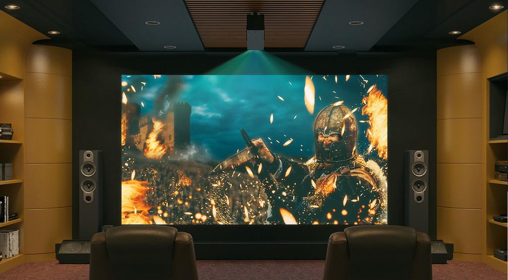 Streaming en 4K: cinco series para decidir con cuál quedarte y un proyector para verlas como nunca