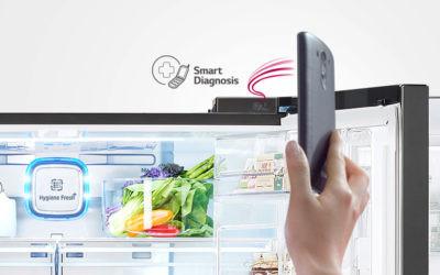 La conectividad del futuro ha llegado a los electrodomésticos del presente