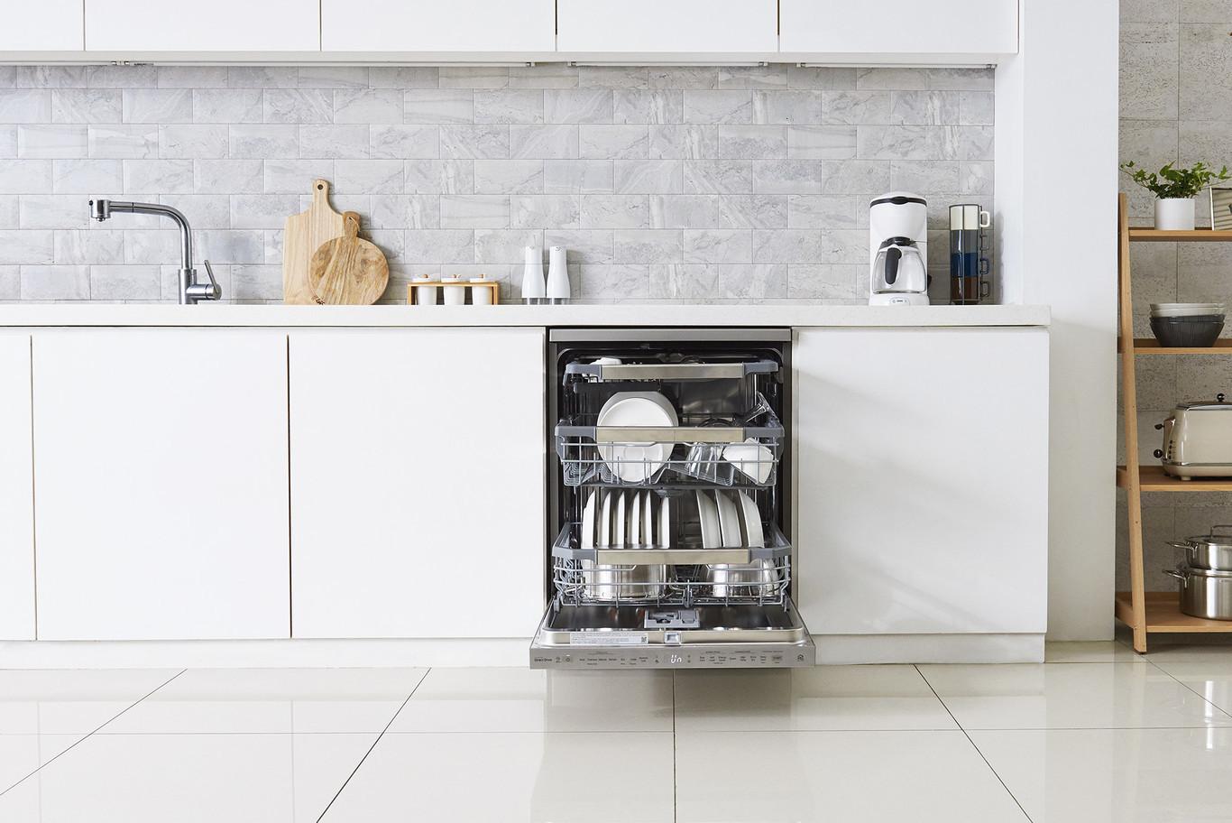 Si todavía no tienes lavavajillas, nos cargamos todos los mitos para que te decidas a comprarte uno #ofrecidopor #SmartHomeLG