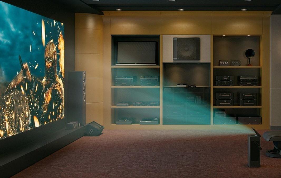 ¿Se puede hacer una transición de televisor a proyector? Estas son las claves