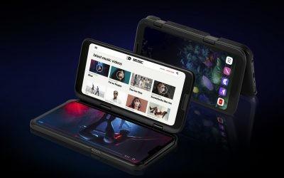 Cuando el streaming y lo digital son imperativo, la doble pantalla del móvil se convierte en nuestra mejor compañera
