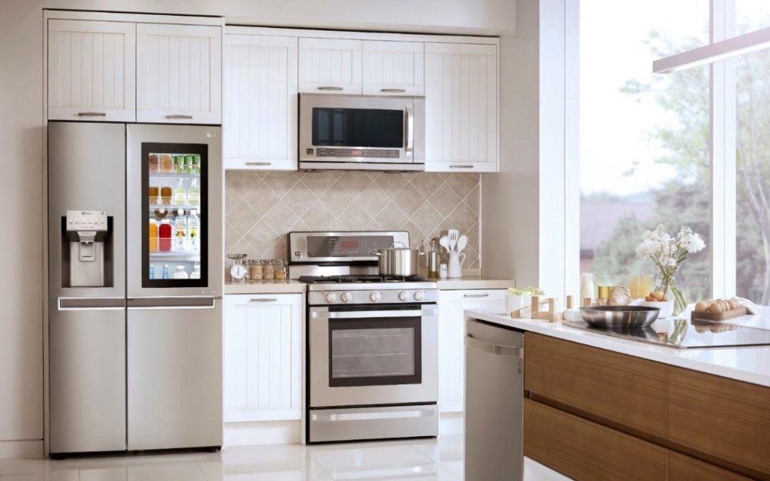 Lavadoras que piensan y frigoríficos ecoeficientes: así se hace más fácil la vida en casa