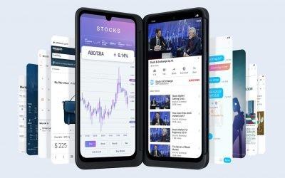 Cómo beneficia a un creador de contenidos la doble pantalla en un móvil