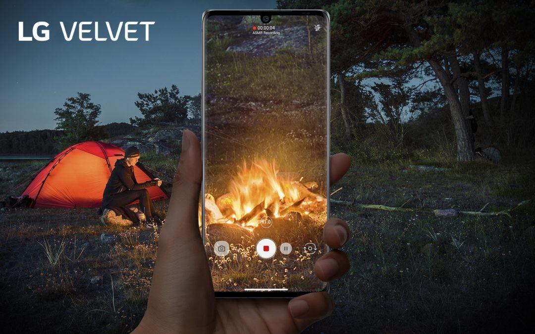 Creatividad de bolsillo: cómo el LG VELVET 5G explota tu lado artístico