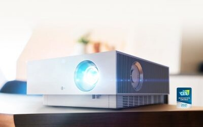 ¿Qué tiene que tener un proyector para convertir tu salón en una sala de cine?