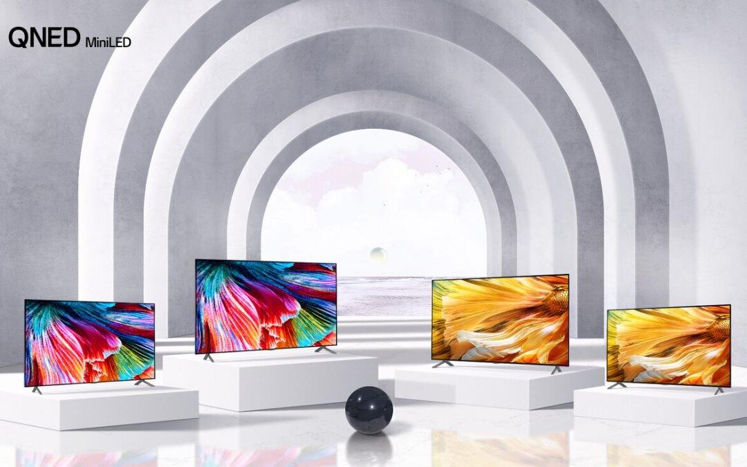 Televisores QNED MiniLED: características, ventajas y 1.000€ de regalo para no pensárselo más