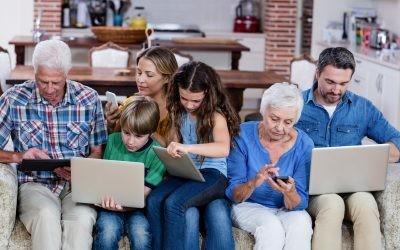 Baby Boomers, Generación X, Millennials y Centennials. Y tú, ¿de qué generación eres?