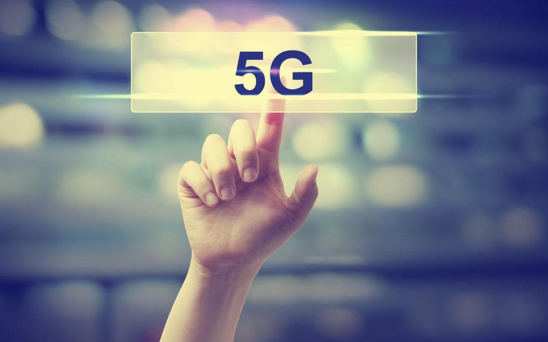 Revolución en la banda ancha móvil con la llegada del 5G