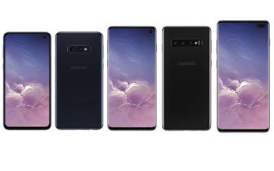 Samsung Galaxy S10: las características de los tres modelos de las que habla todo el mundo