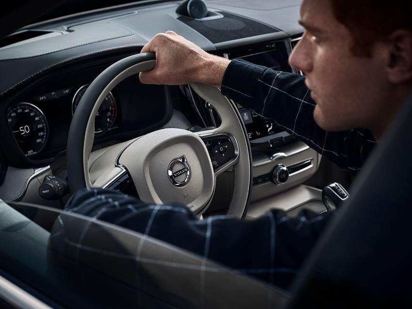 Modos de conducción en el Volvo XC60