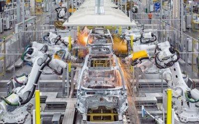 Siete soluciones para mejorar la sostenibilidad en la fabricación de un vehículo