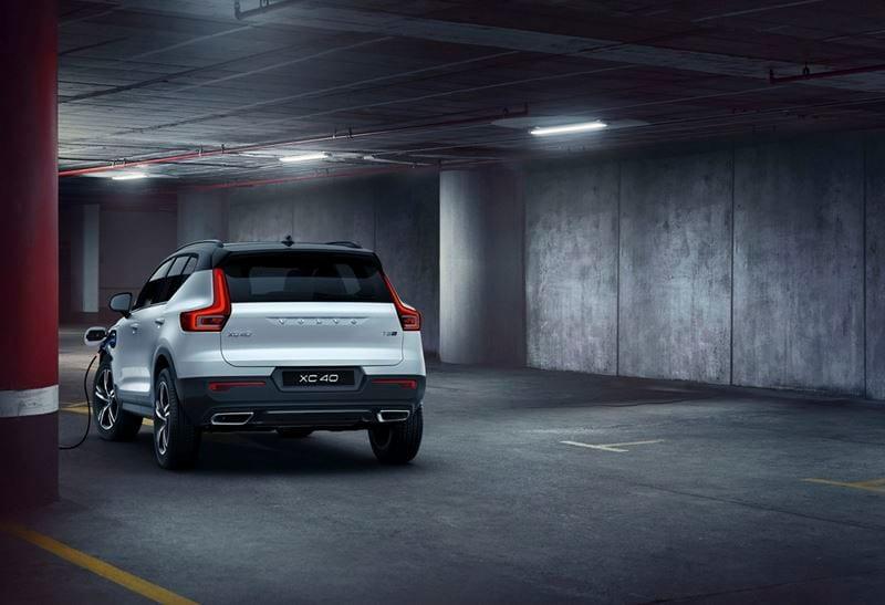 Volvo XC40 PHEV
