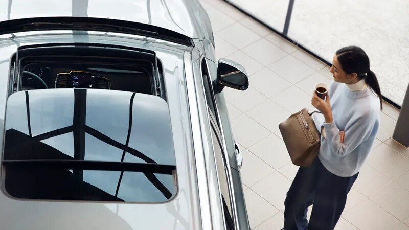 Volvo XC40 Recharge Eléctrico Renting