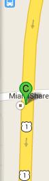Localización en Miami, EEUU