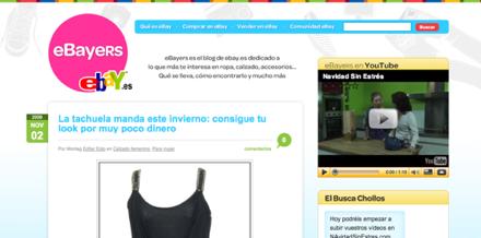 eBayers, el blog de eBay.es