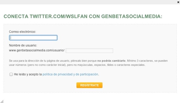 Registro WSL 6