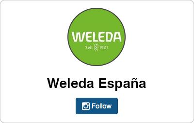 Weleda en Instagram