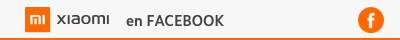Xiaomi en Facebook