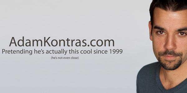 Adam Kontras, primera persona en crear un videoblog