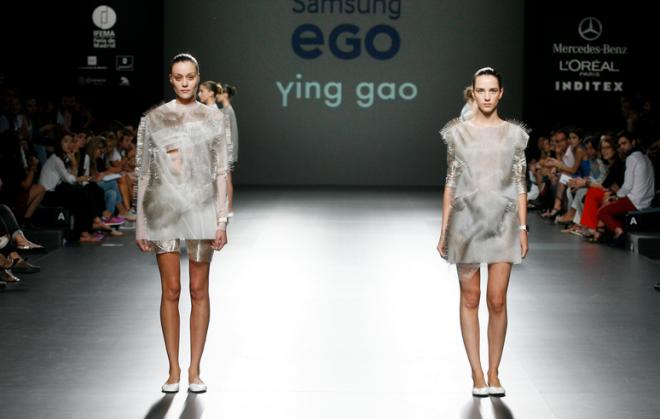 samsung ego desfile