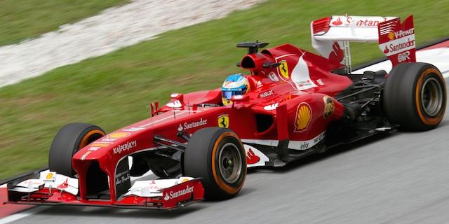 Fernando Alonso Gran Premio Malasia