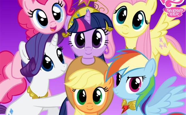 pony-dibujos
