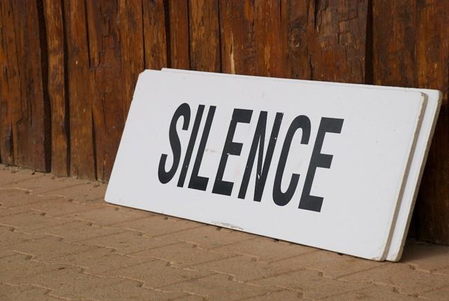 silence-volumen
