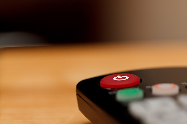 television-mando