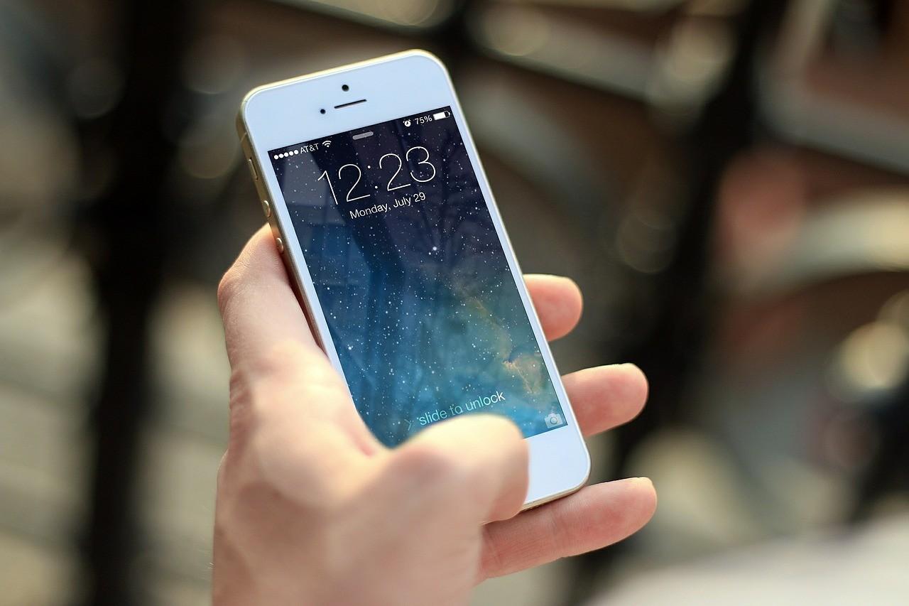marketing financiero mobile
