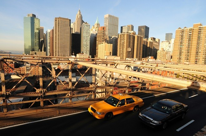 New York City, Taxi vs Uber