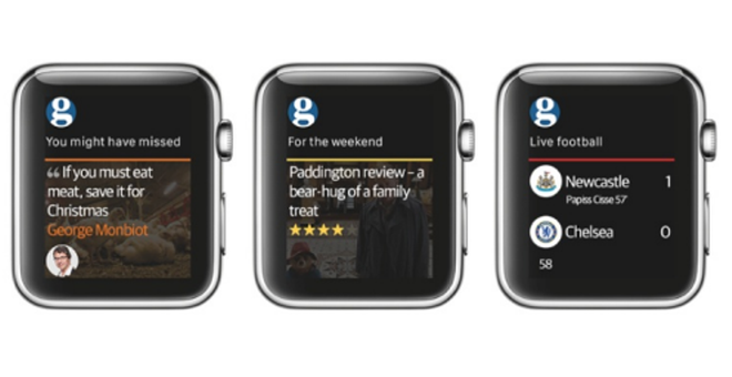 the guardian app apple watch wearable