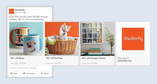 anuncios producto facebook