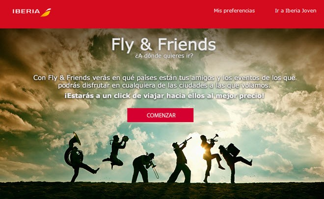 fly & friends