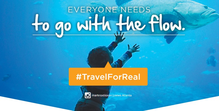 travel for real