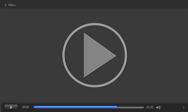 vídeos nativos
