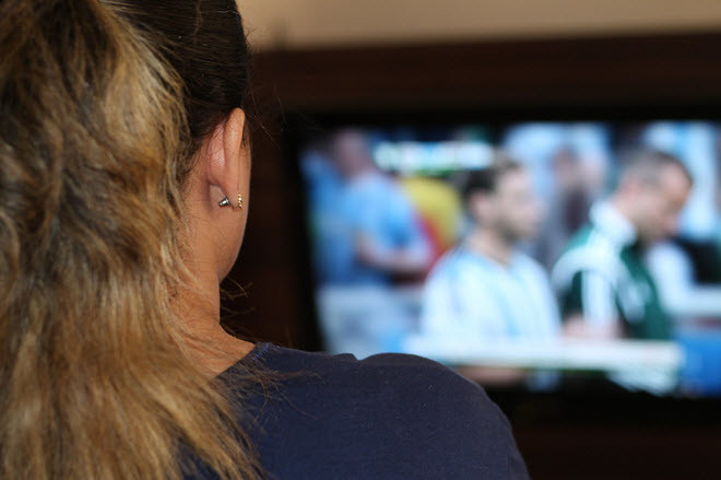 anuncios online y anuncios televisivos