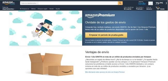 amazon - prime