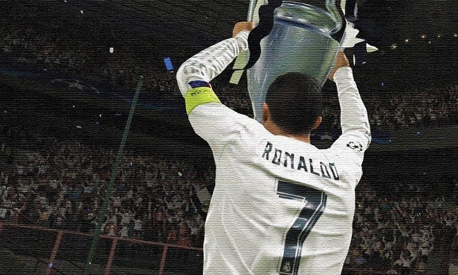 champions ronaldo