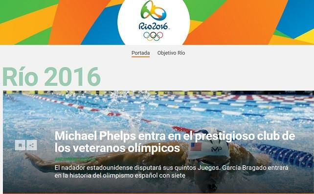 juegos olimpicos a