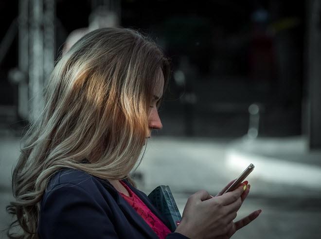 uso móvil