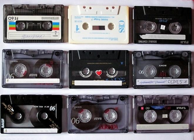 music casette