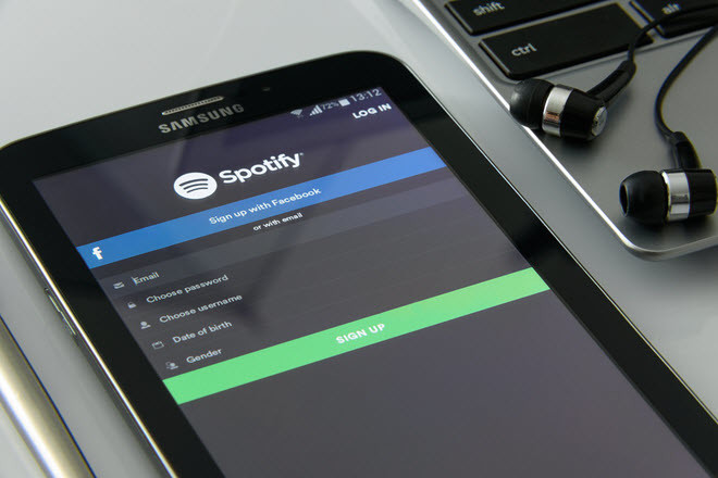 la inteligencia artificial spotify